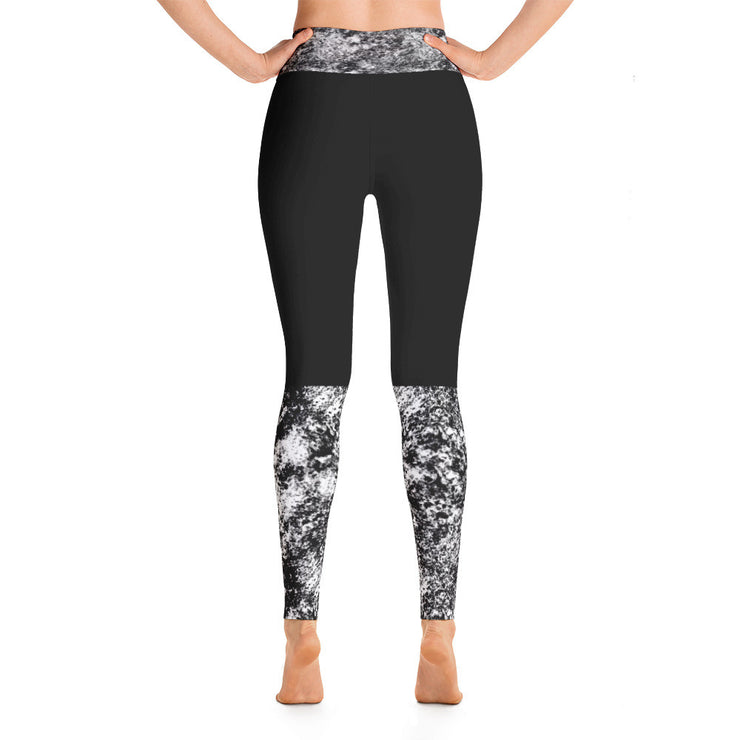 JR Signature Smoke Detail Yoga Leggings