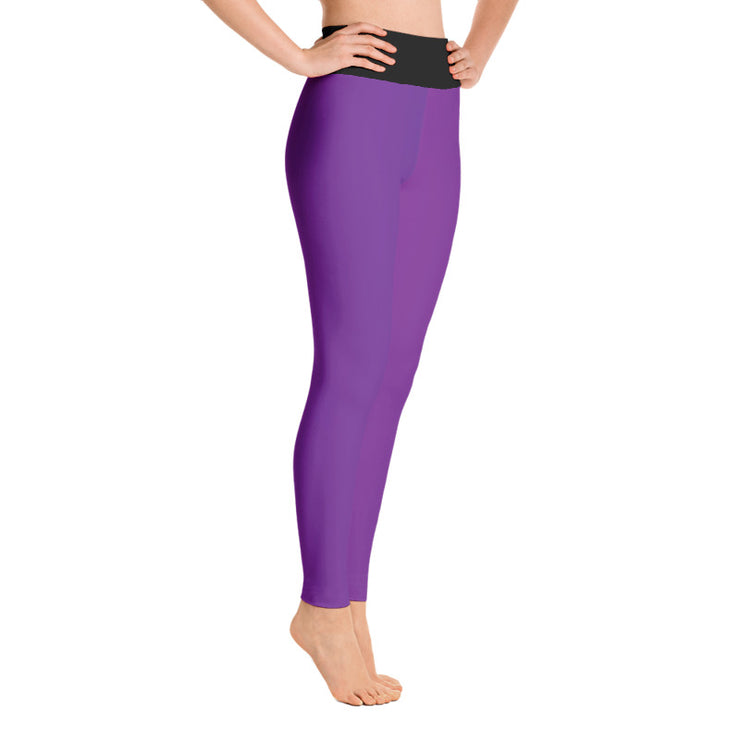 Beast Mode Full Pant Women's Athletic Leggings | XL / Purple | Activewear | JacksonsRunaway