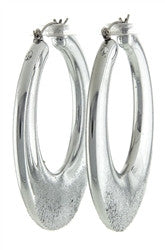 Not So Ordinary Hoop Earrings - Jacksons Runaway