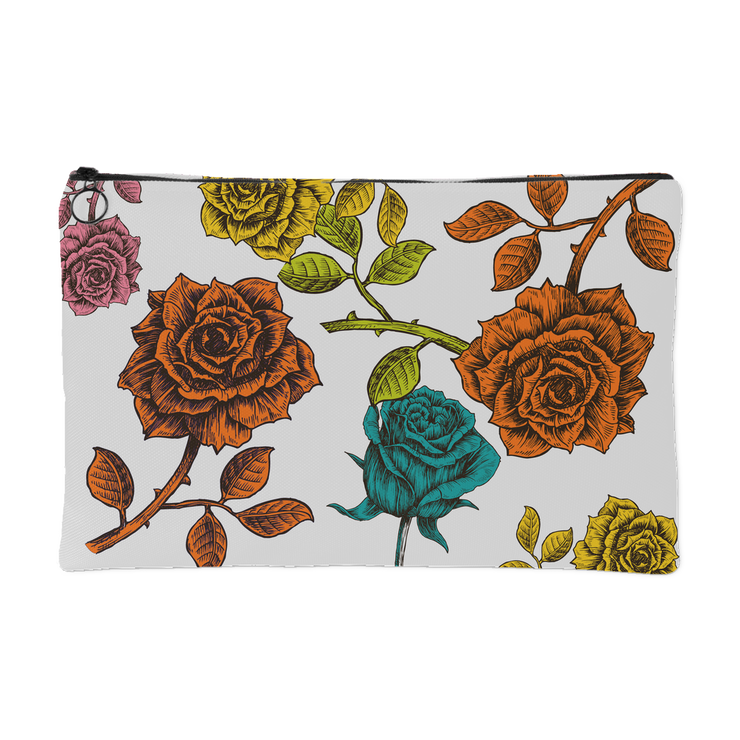 Vibrant Charms Zipper Pouch | Small Accessory Pouch | Accessories | JacksonsRunaway