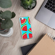 Watermelon Lovin' iPhone All Models Hard Shell Protective case | iPhone 7/8 | Cellphone Accessories | JacksonsRunaway
