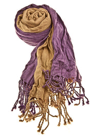 Soft Melody Fringed Scarf - Jacksons Runaway