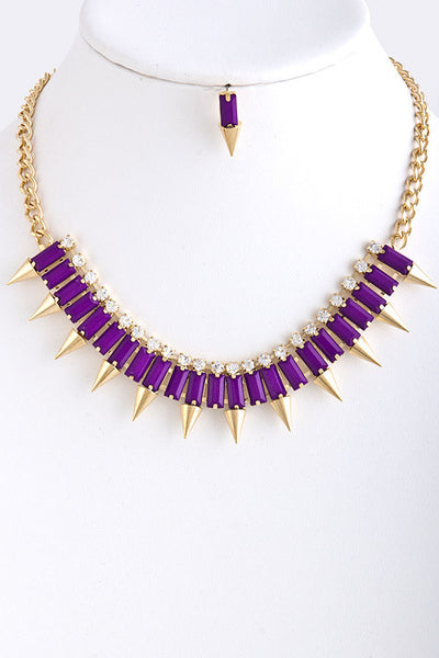 Spike Interests Necklace - Jacksons Runaway