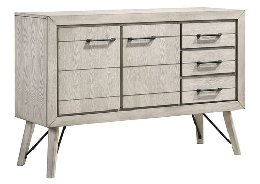 Crown Mark White Sands Sideboard in Cream 2132-SB image