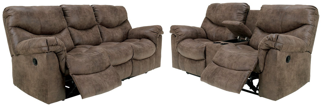 Alzena Signature Design 2-Piece Living Room Set