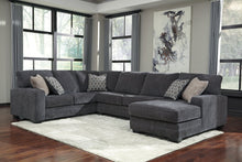 Load image into Gallery viewer, Tracling Benchcraft 3-Piece Sectional with Chaise