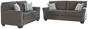 Alsen Benchcraft 2-Piece Living Room Set