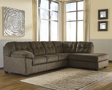 Load image into Gallery viewer, Accrington Signature Design by Ashley 2-Piece Sectional with Chaise