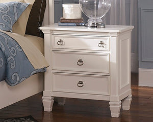 Prentice Millennium by Ashley Nightstand