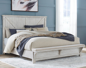 Brashland Signature Design by Ashley Bed