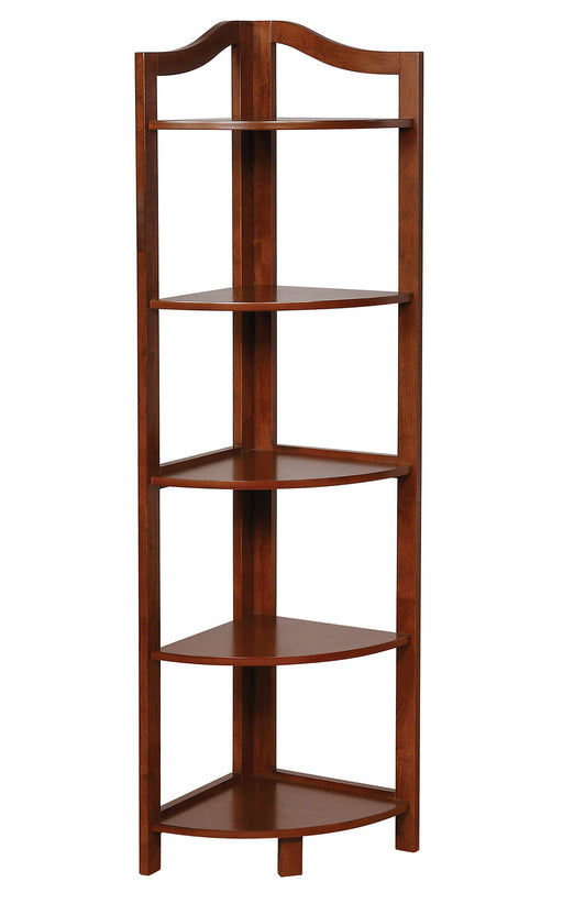 Alyssa Oak Ladder Shelf image