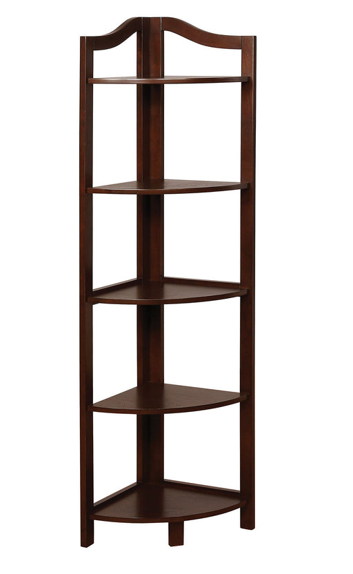 Alyssa Espresso Ladder Shelf image