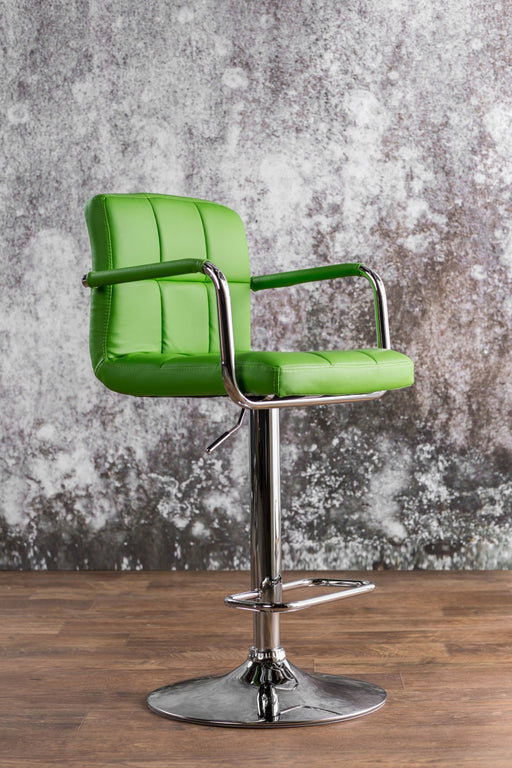 Corfu Green Bar Stool image
