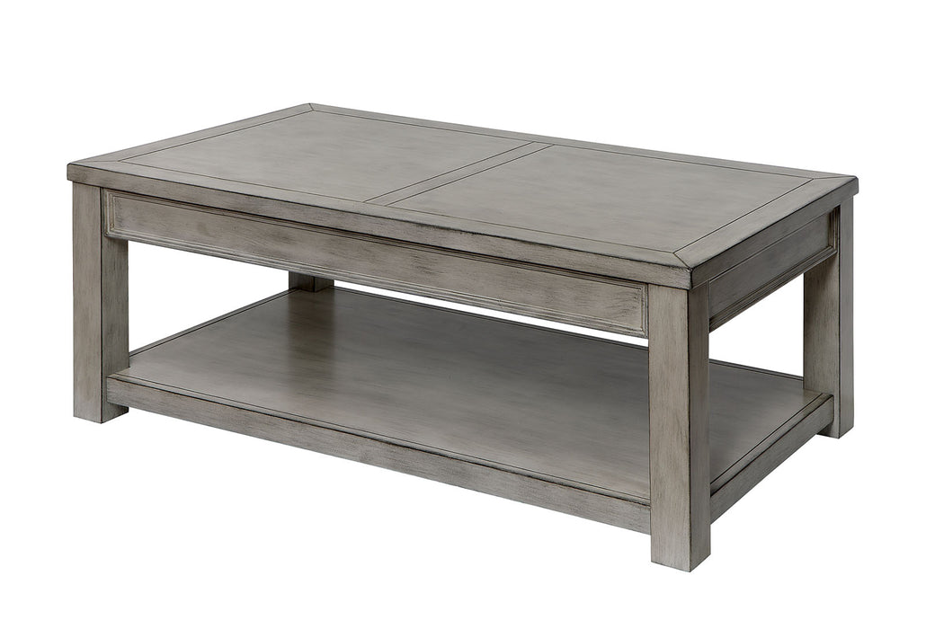 Meadow Antique White Coffee Table image