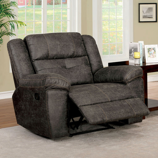 Chichester Dark Brown Recliner image