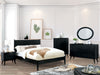 LENNART II Black 4 Pc. Full Bedroom Set image
