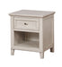 Brogan Antique White Night Stand image