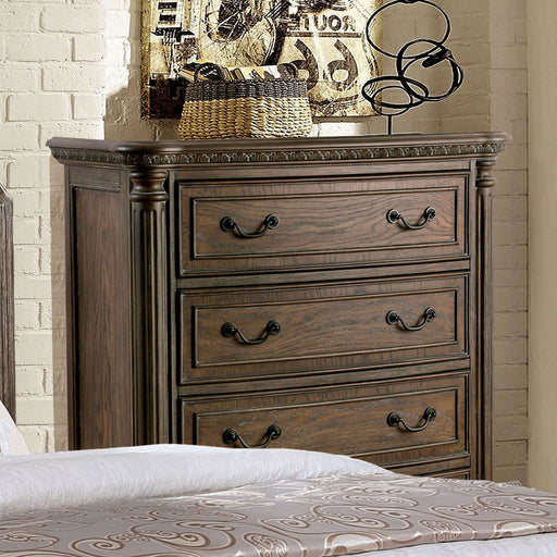 Persephone Rustic Natural Tone Chest image