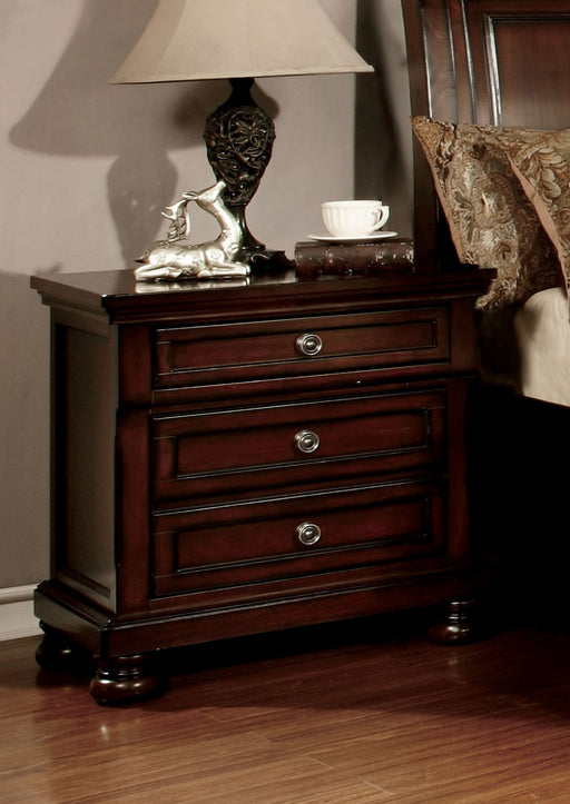 NORTHVILLE Dark Cherry Night Stand image