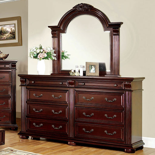 Esperia Brown Cherry Dresser image