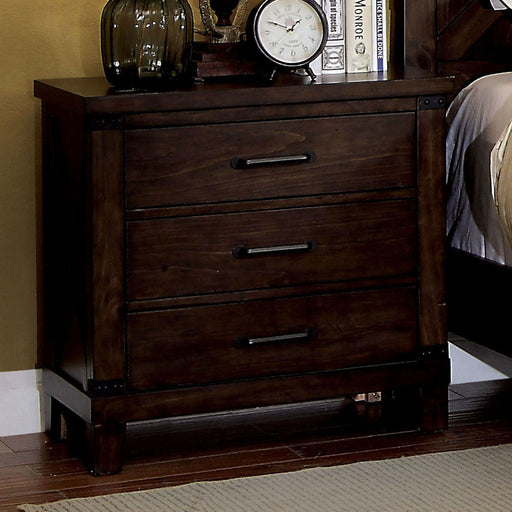 Bianca Dark Walnut Night Stand image