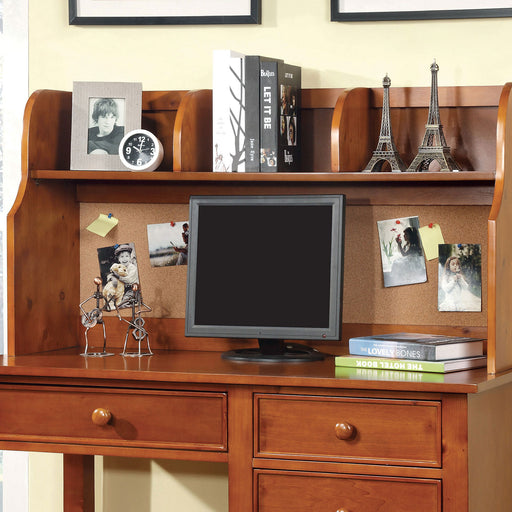 Omnus Oak Hutch image