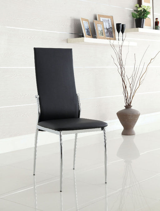 Hockley Black Side Chair (2/CTN) image