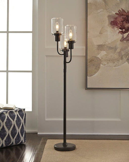 Jaak Signature Design by Ashley Floor Lamp image