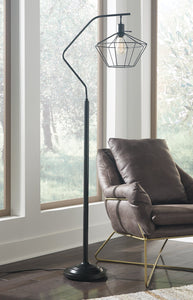 Makeika Signature Design by Ashley Floor Lamp