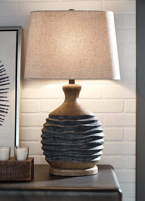 Medlin Signature Design by Ashley Table Lamp image