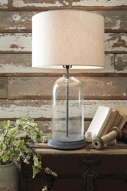 Manelin Signature Design by Ashley Table Lamp image