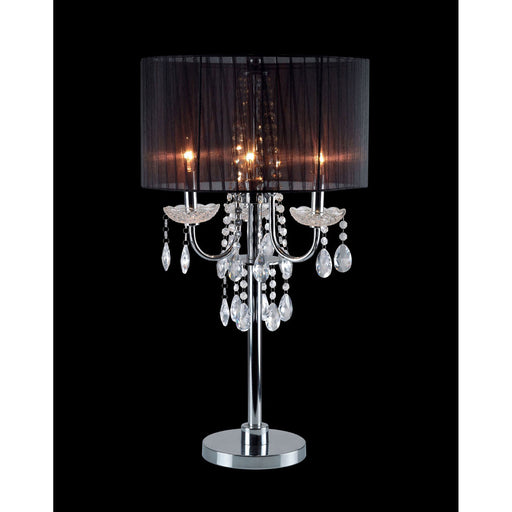 Jada Black Table Lamp image