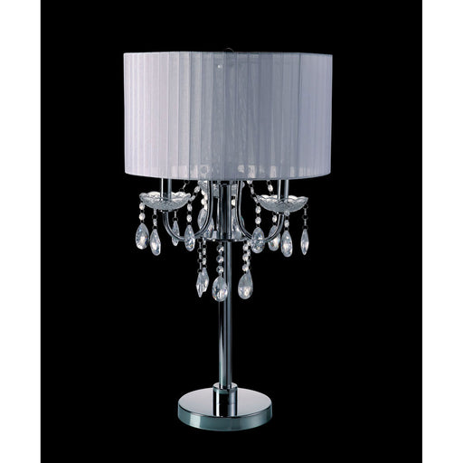 Jada White Table Lamp image