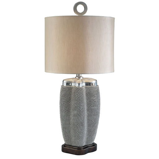 Sylvia Pearl Stone Table Lamp image