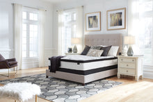 Load image into Gallery viewer, Chime 12 Inch Hybrid Sierra Sleep by Ashley Hybrid Mattress