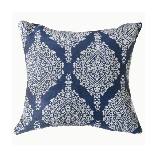 "Ida Blue 22"" X 22"" Pillow, Blue (2/CTN) image"