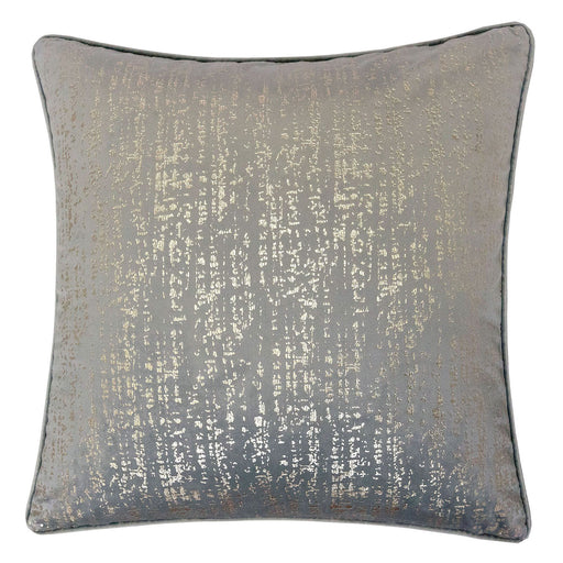 "Belle Silver 20"" X 20"" Pillow, Silver image"