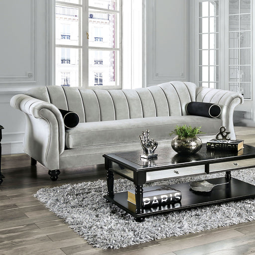Marvin Pewter Sofa image