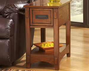 Breegin Signature Design by Ashley End Table Chair Side