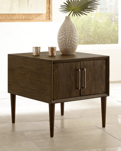 Kisper Signature Design by Ashley End Table