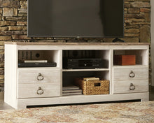 Load image into Gallery viewer, Willowton Signature Design by Ashley Entertainment Center