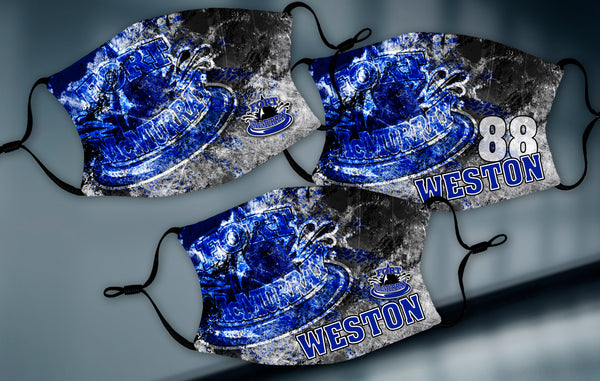 Fort McMurray Ringette Masks