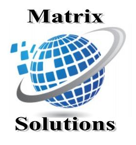 Matrix Sanitisation Solutions