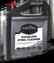 Load image into Gallery viewer, Powasol Stainless Steel Cleaner