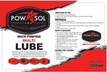 Load image into Gallery viewer, Powasol Multi Lube