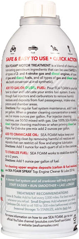 Sea Foam SF-16 Motor Treatment - 16 oz / 473 ml