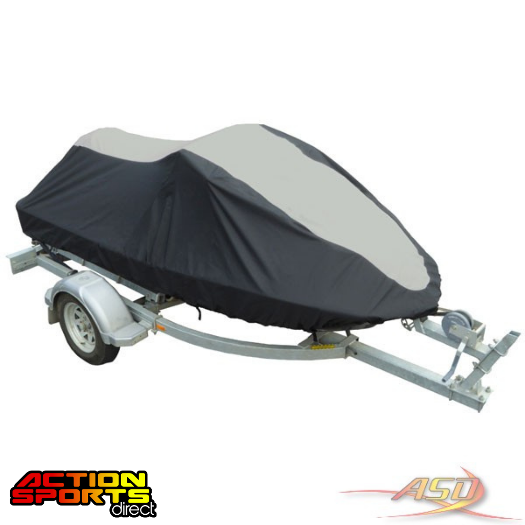 Universal Heavy Duty Jet Ski / Watercraft Cover