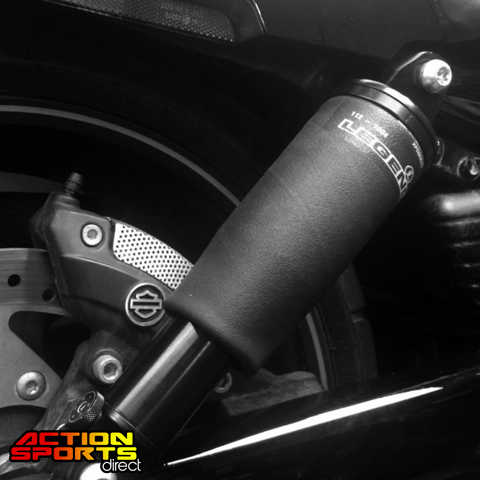 Legend Air Suspension Kit - Fits V-Rod 2007-2017