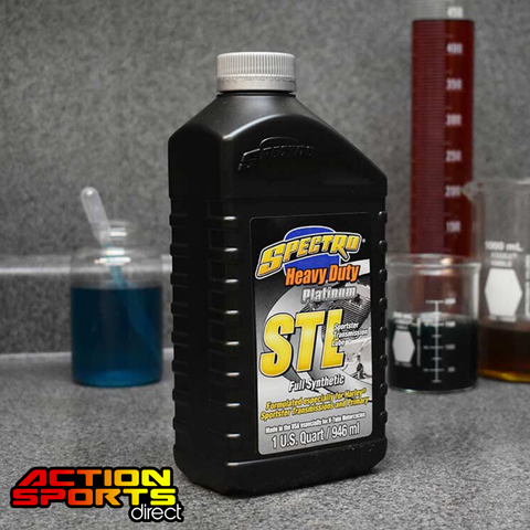 Spectro Heavy Duty Full Synthetic Sportster Transmission/Primary Oil 75w140 - 946ml