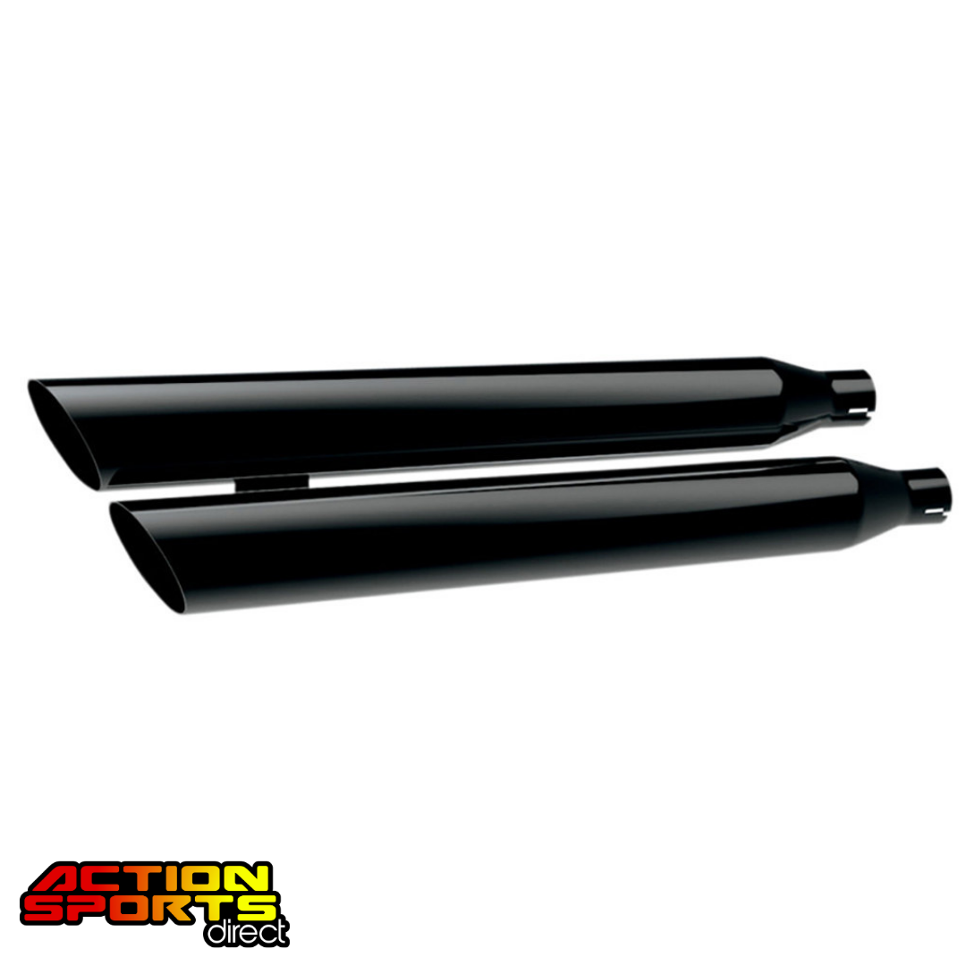Krome Werks HP-Plus Back Slash Slip-On Mufflers